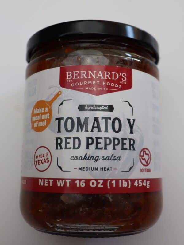 Tomato y Red Pepper